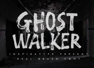 Ghost Walker Font