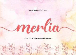 Merlia Font