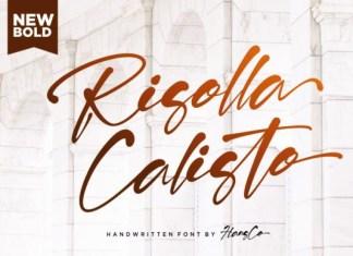 Risolla Calisto Font