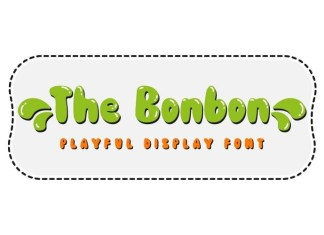 The Bonbon Font