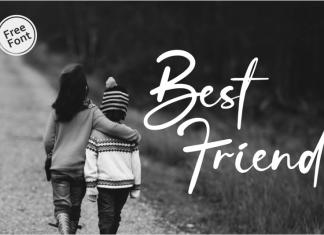 Best Friend Font