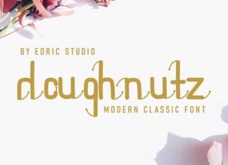 Doughnutz Font