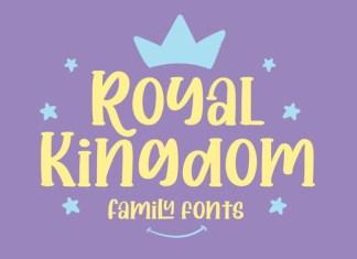 Royal Kingdom Font