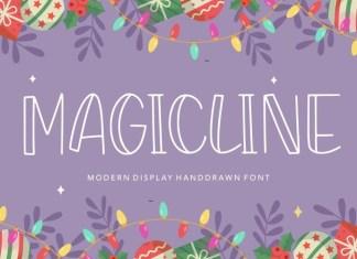 MAGICLINE Font