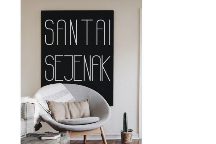 GREEN HOME Font