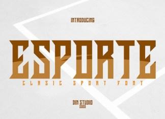 Esporte Font