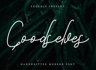 Goodselves Font