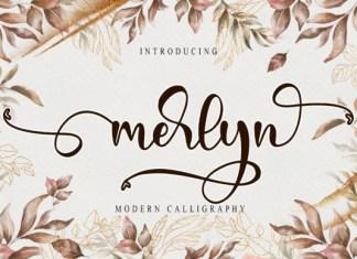 Merlyn Font