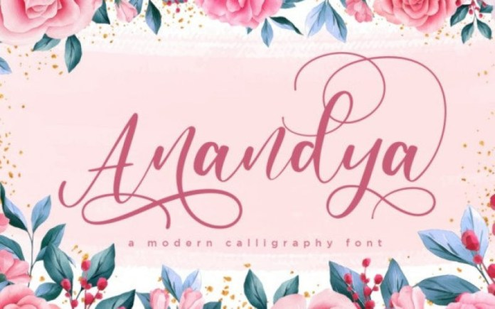 Anandya Font