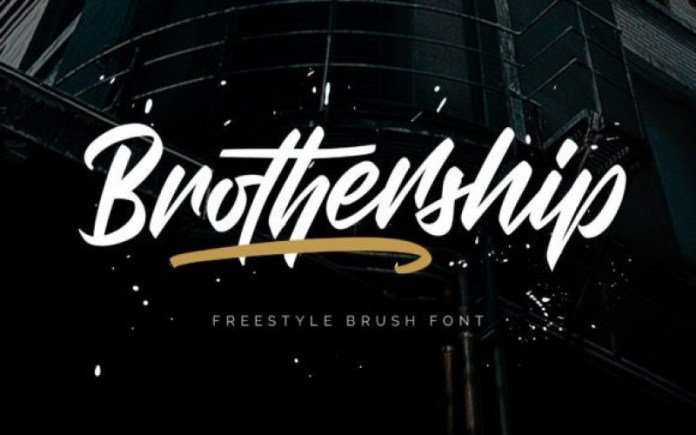 Brothership Font