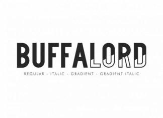 Buffalord Font