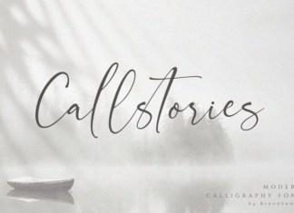 Callstories Font