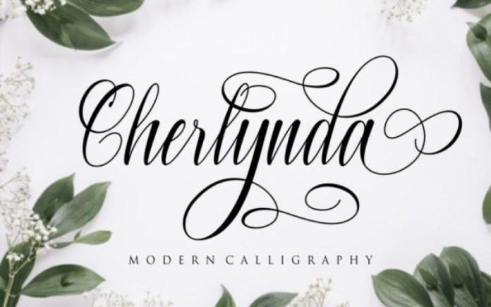Cherlynda Font