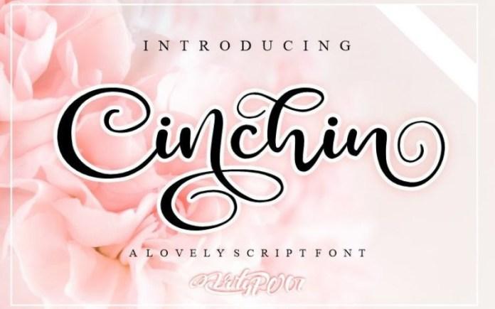 Cinchin Font