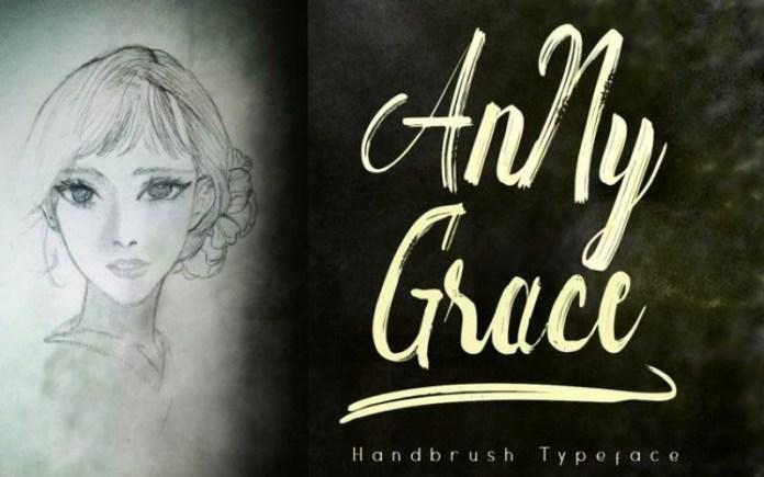 Anny Grace Font