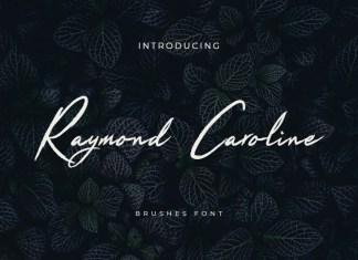 Raymond Caroline Font