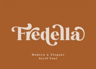 Fredella Font