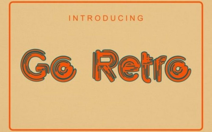 Go Retro Font