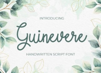 Guinevere Font