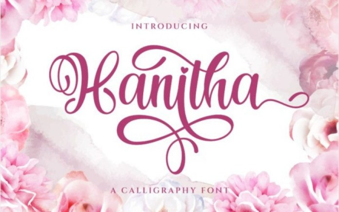 Hanitha Font