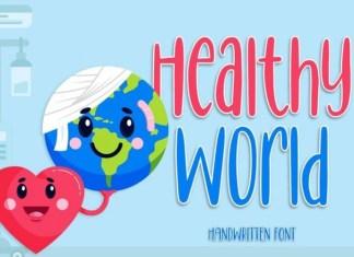 Healthy World Font