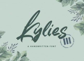 Kylies Font