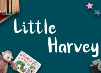 Little Harvey Font