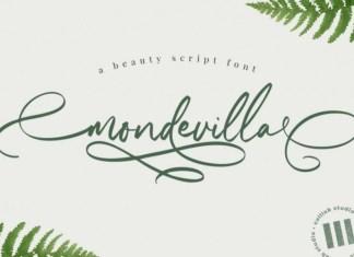 Mondevilla Font
