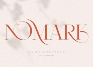 Nomark Font