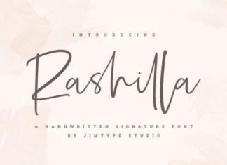 Rashilla Font