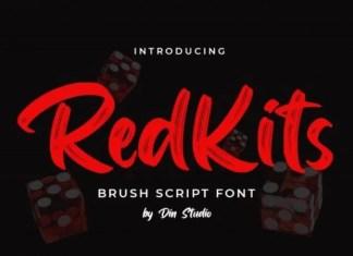 Redkits Font