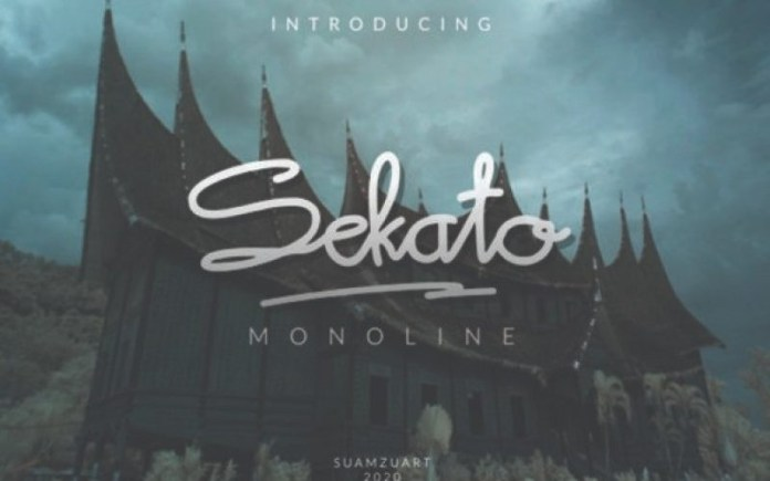 Sekato Font