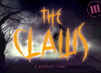 The Claws Font