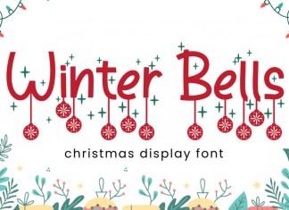 Winter Bells Font
