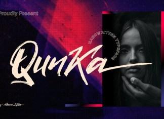 Qunka Font