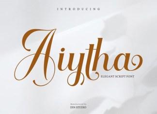 Aiytha Font