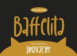 Baffelita Font