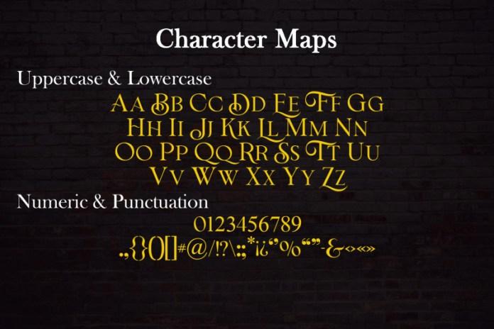 Bricktown Font