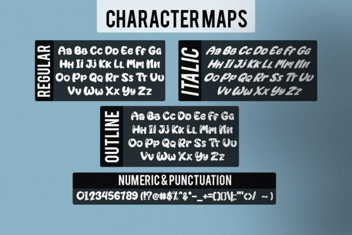 Jackdean Font