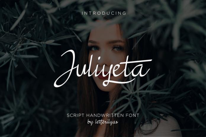 Juliyeta Font