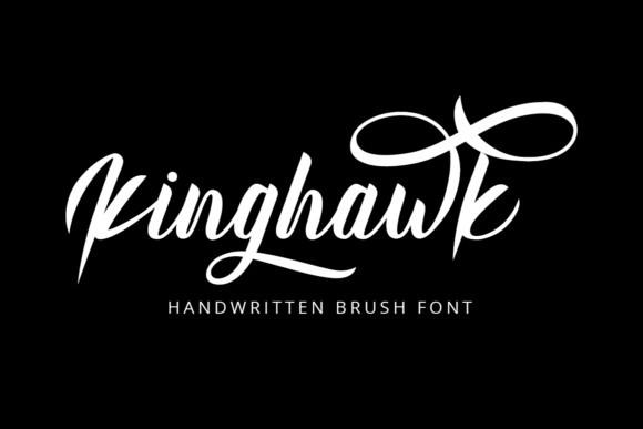 Kinghawk Font