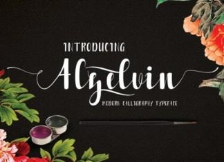Alzelvin Font