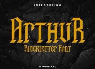 Arthur Font