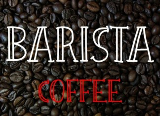 Barista Font