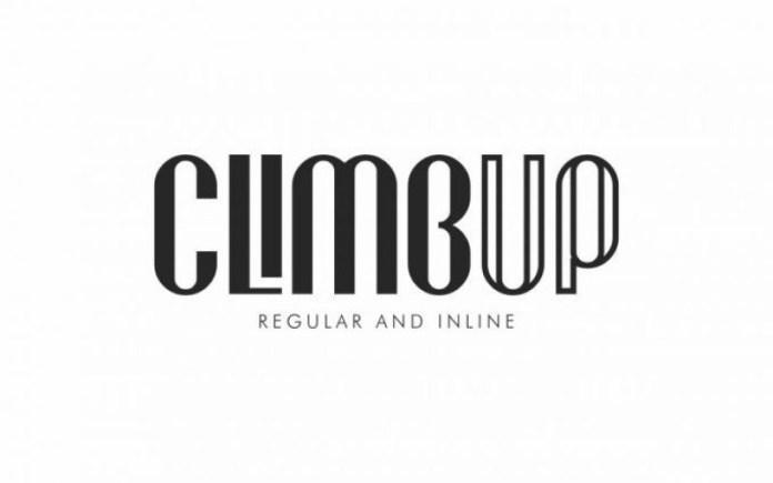 Climbup Font
