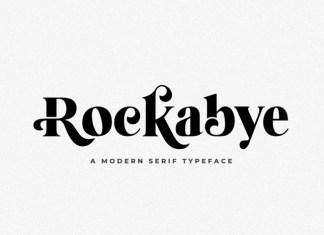 Rockabye Font