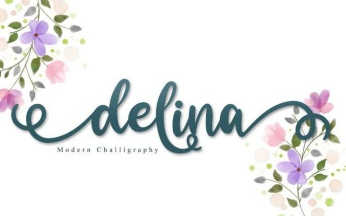 Delina Font
