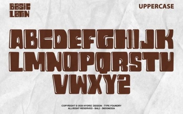 Drolly Font