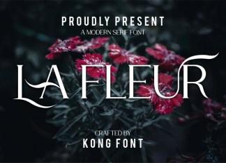 La Fleur Font