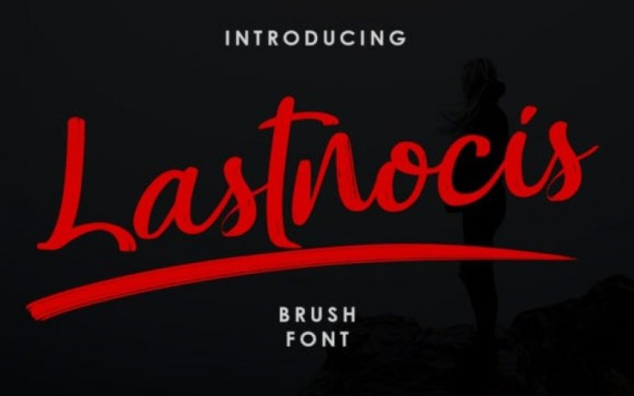 Lastnocis Font